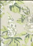 Galleria English Rose Willow Wallpaper 1603/629 By Prestigious Wallcoverings